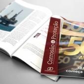 Revista Corrosão & Proteção - confira a nova edição!