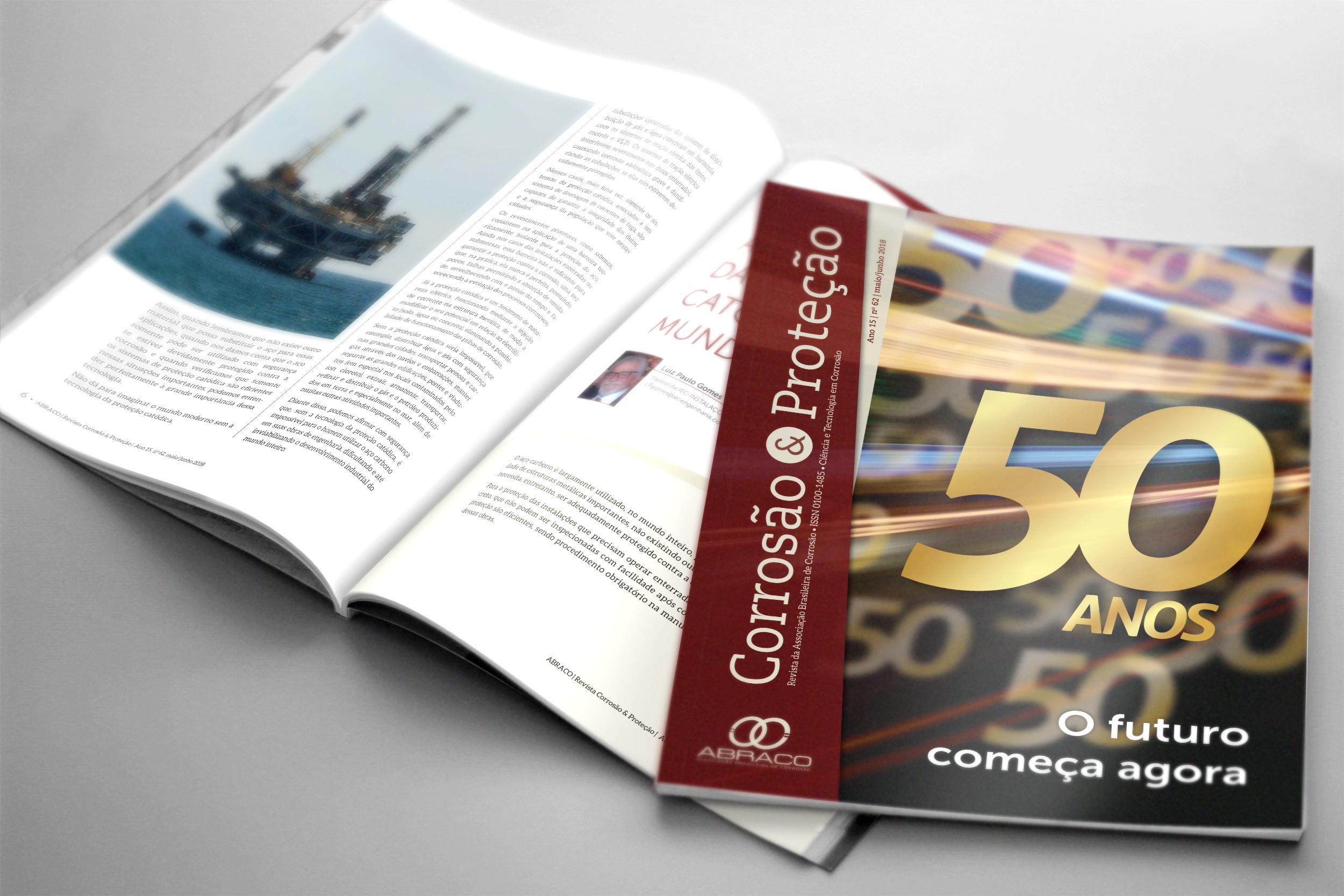 Capa Revista ABRACO pt. 2