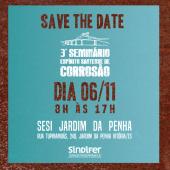 3º SEMINÁRIO DE CORROSÃO DO ES