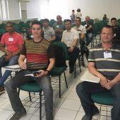 Curso de Inspetor N1 está sendo realizado em Fortaleza