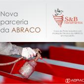Nova parceria da ABRACO