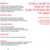 Curso de Combustão Industrial - IPT